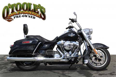 Pre-Owned 2014 Harley-Davidson Touring Road King FLHR